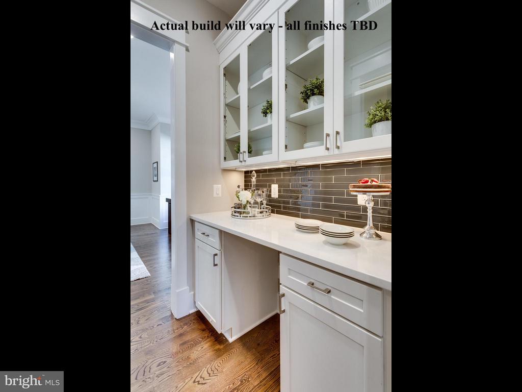 Kitchen - 1560 HANE ST, MCLEAN