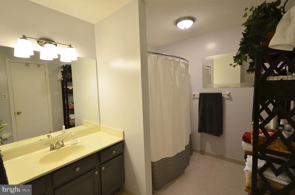 Hall Bathroom - 10168 OAKTON TERRACE RD #10168, OAKTON