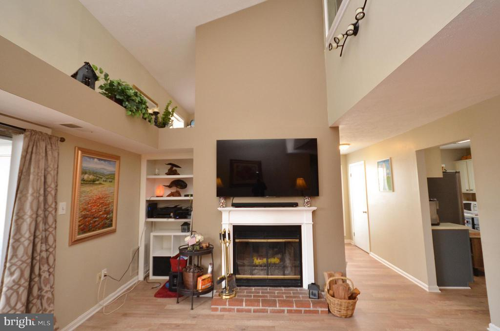 Living Room - 10168 OAKTON TERRACE RD #10168, OAKTON