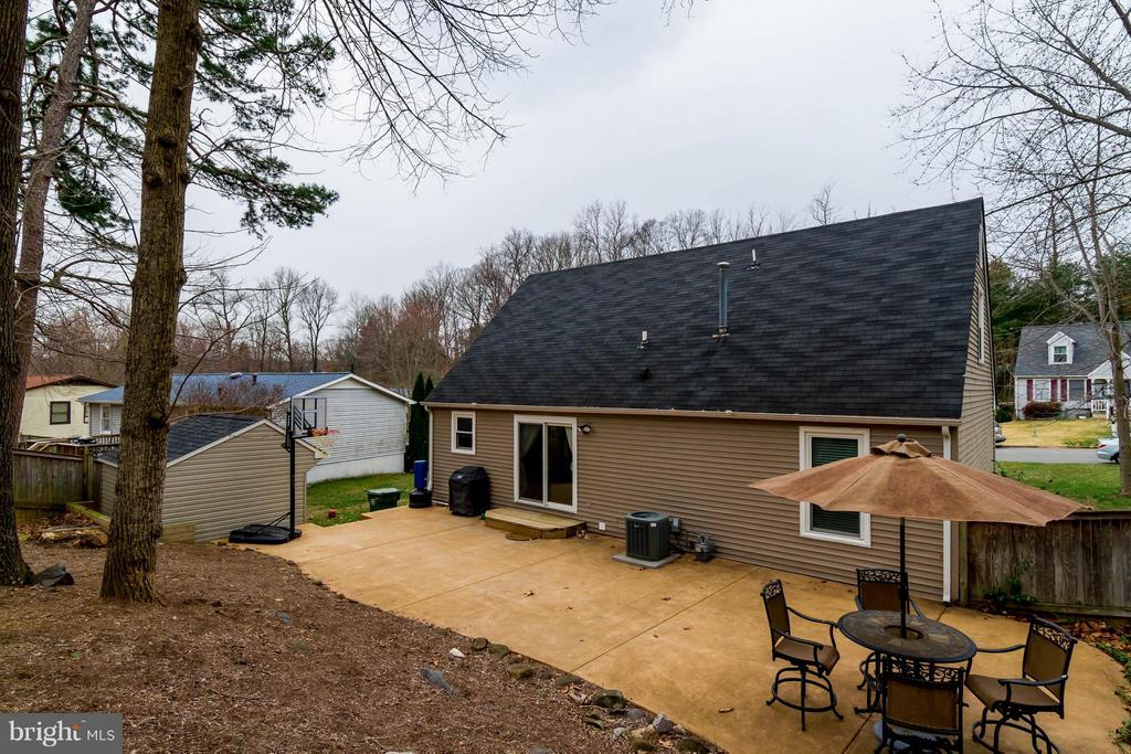 That roof looks great! - 18909 RED OAK LN, TRIANGLE