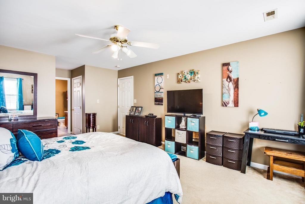 Bedroom (Master) - 7415 STERLING DR, FREDERICKSBURG