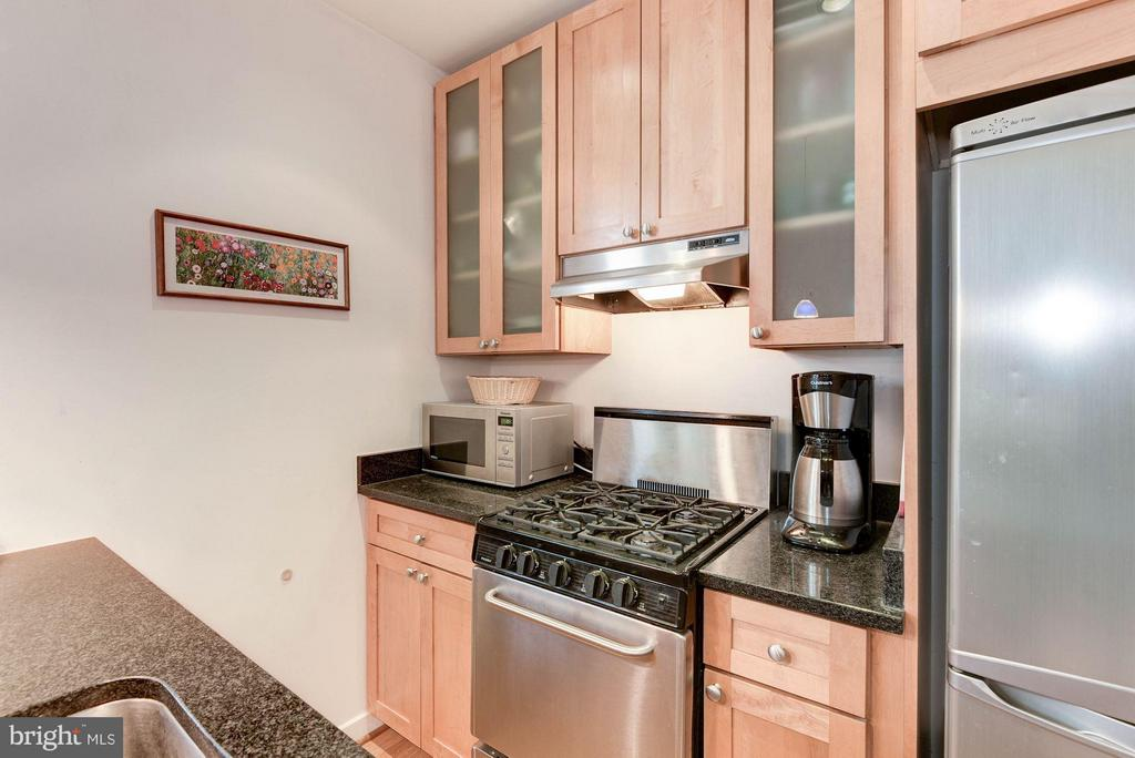 Gas Cooking, Dishwasher and Ample Storage - 116 NORTH CAROLINA AVE SE #204, WASHINGTON
