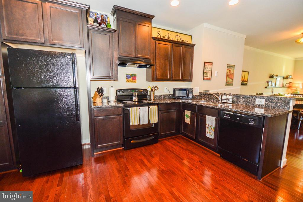 Kitchen - 108 SAGINAW DR #405, STAFFORD