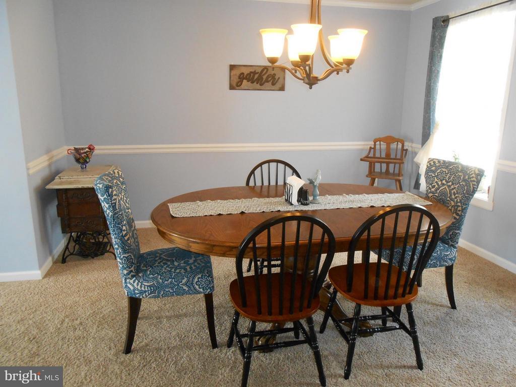 Separate Dining Room - 200 BEACON CV, STAFFORD