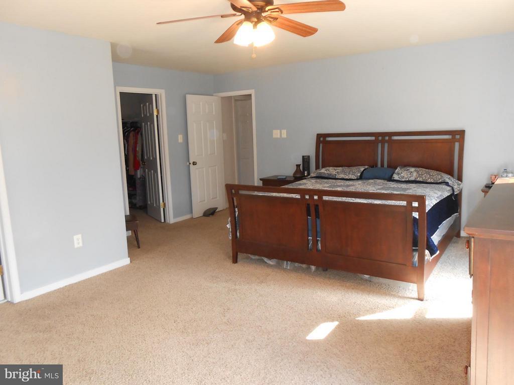 Master Bedroom - 10x8 Walk-in Closet - 200 BEACON CV, STAFFORD