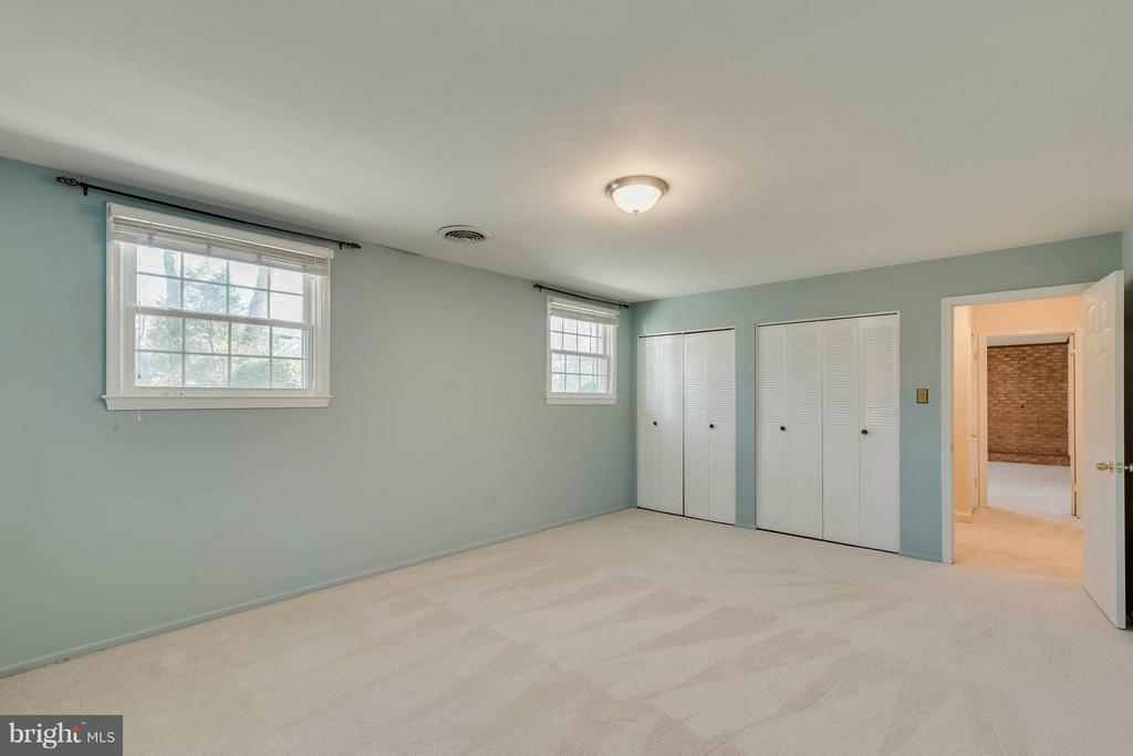 Bedroom #4 (Basement) - 9130 CHERRYTREE DR, ALEXANDRIA