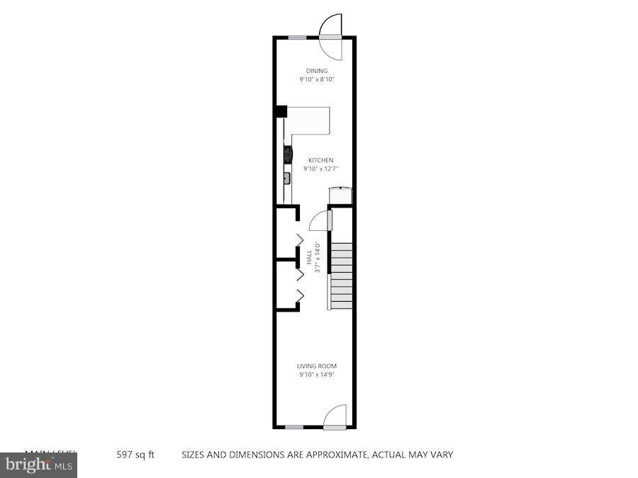 1st Floor - 11161/2 PRINCESS ST, ALEXANDRIA