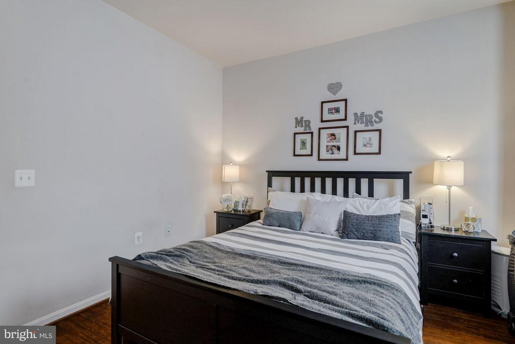 Both bedrooms feature walk-in closets - 2765 CENTERBORO DR #159, VIENNA
