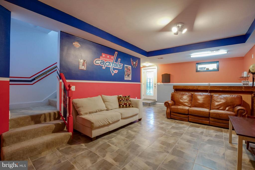 Basement - 8310 DIAMOND HILL RD, WARRENTON