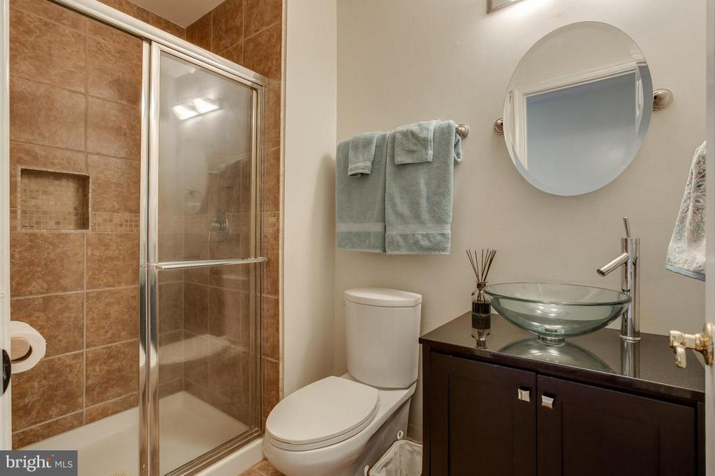 Lower Level Bath - 20770 HOLLOW FALLS TER, STERLING