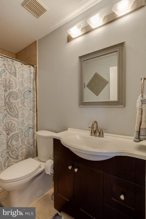 Upper Hall Bath - 20770 HOLLOW FALLS TER, STERLING