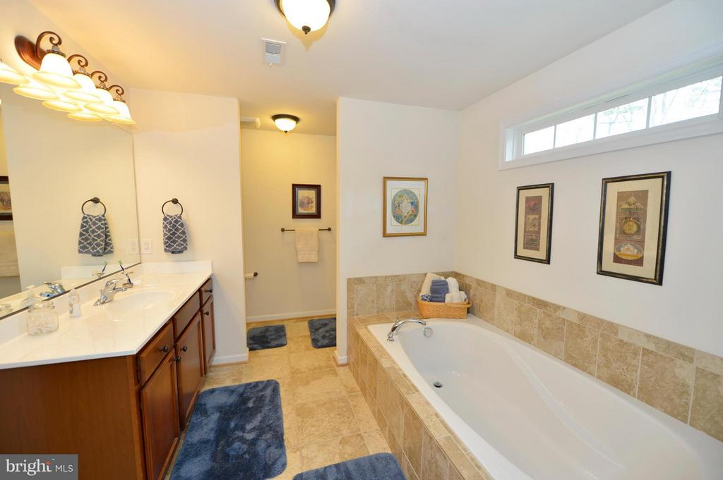 Luxurious Master Bathroom - 670 LOWER CLUB HOUSE, HARPERS FERRY