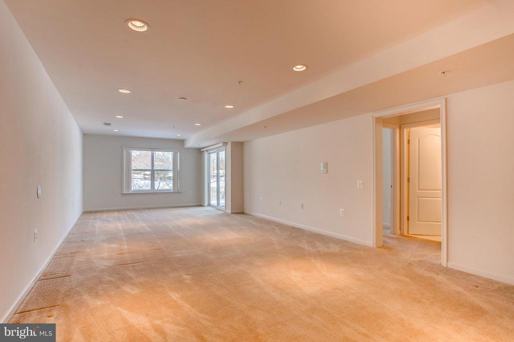 Large Recreation Room for Entertaining - 30 ASPEN HILL DR, FREDERICKSBURG