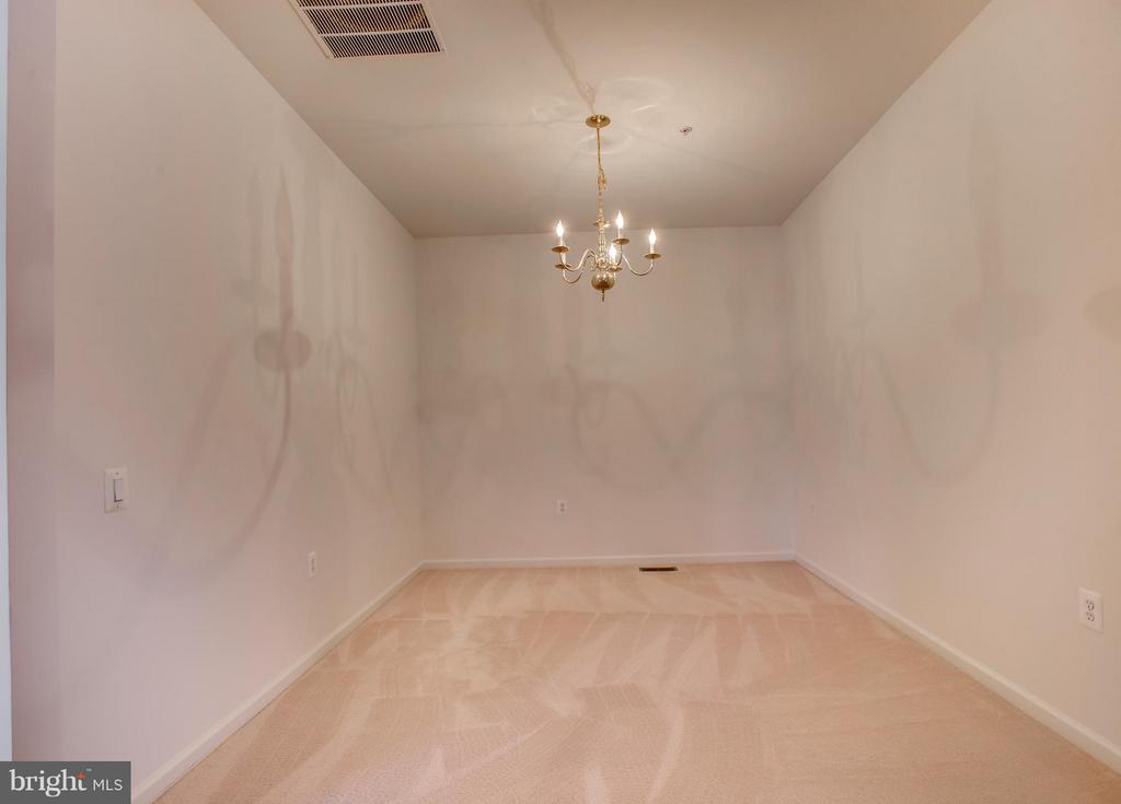 Separate Dining Room - 30 ASPEN HILL DR, FREDERICKSBURG