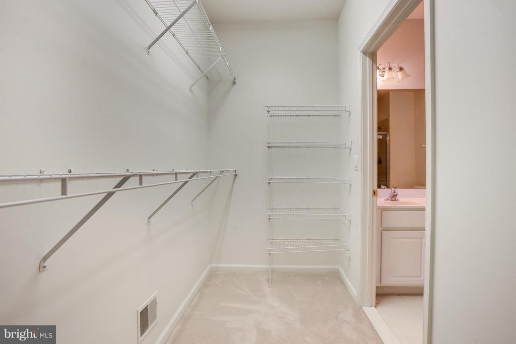 Walk In Closet - 30 ASPEN HILL DR, FREDERICKSBURG