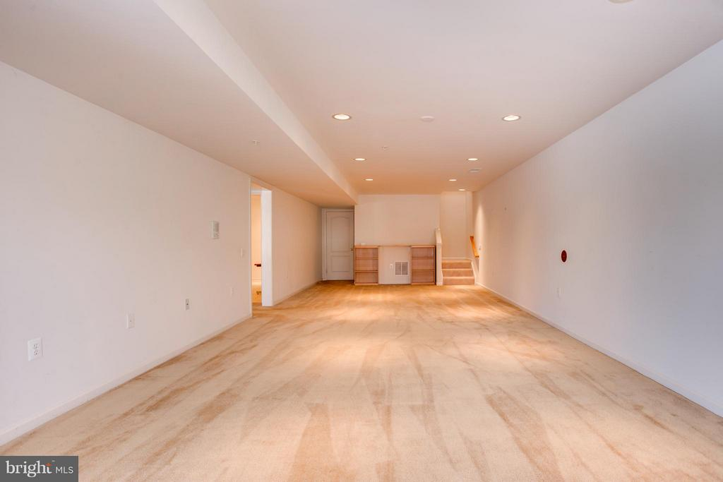 Fully Finished Basement - 30 ASPEN HILL DR, FREDERICKSBURG