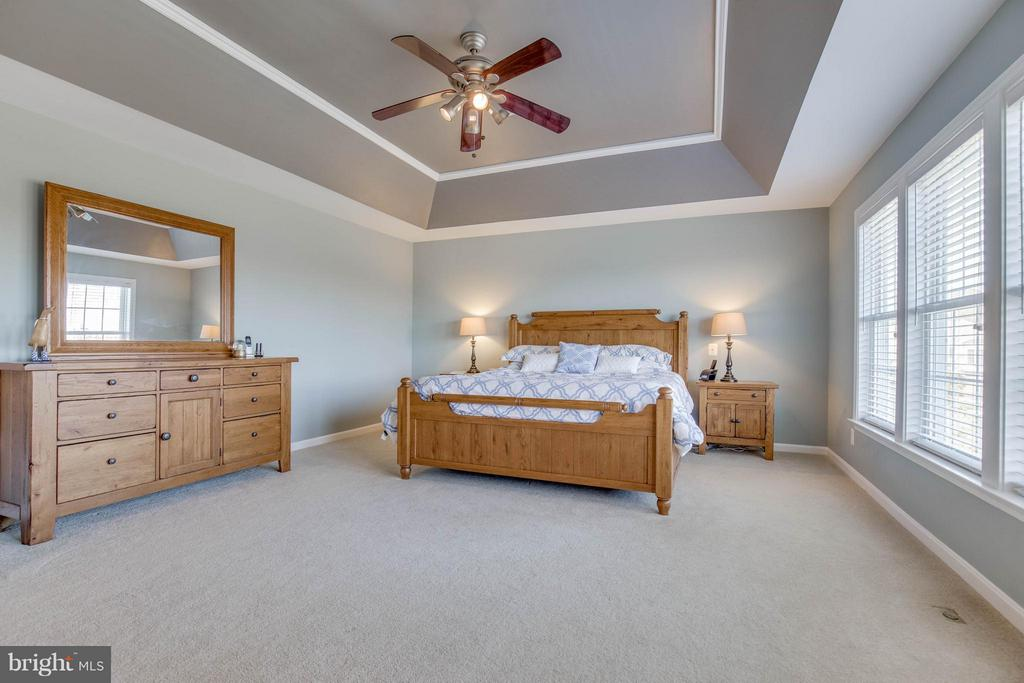 Master Bedroom - 43812 CHURCHILL GLEN DR, CHANTILLY