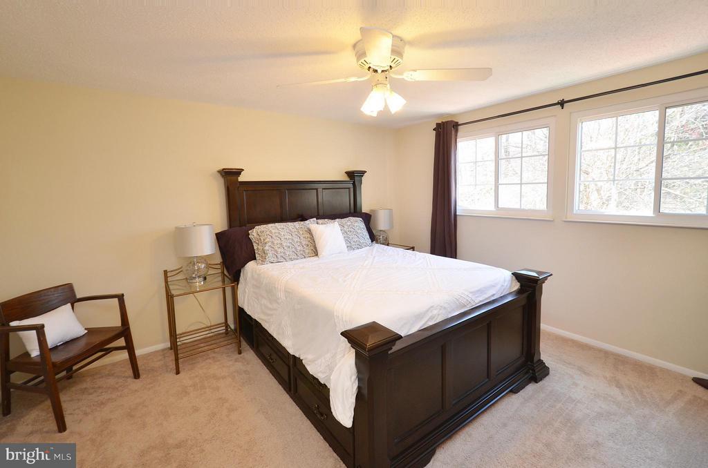 Spacious Master Bedroomd - 5326 LAROCHELLE CT, ALEXANDRIA