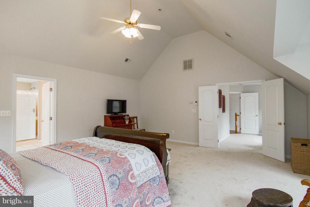 Bedroom (Master) - 13380 GANDALL CT, MANASSAS