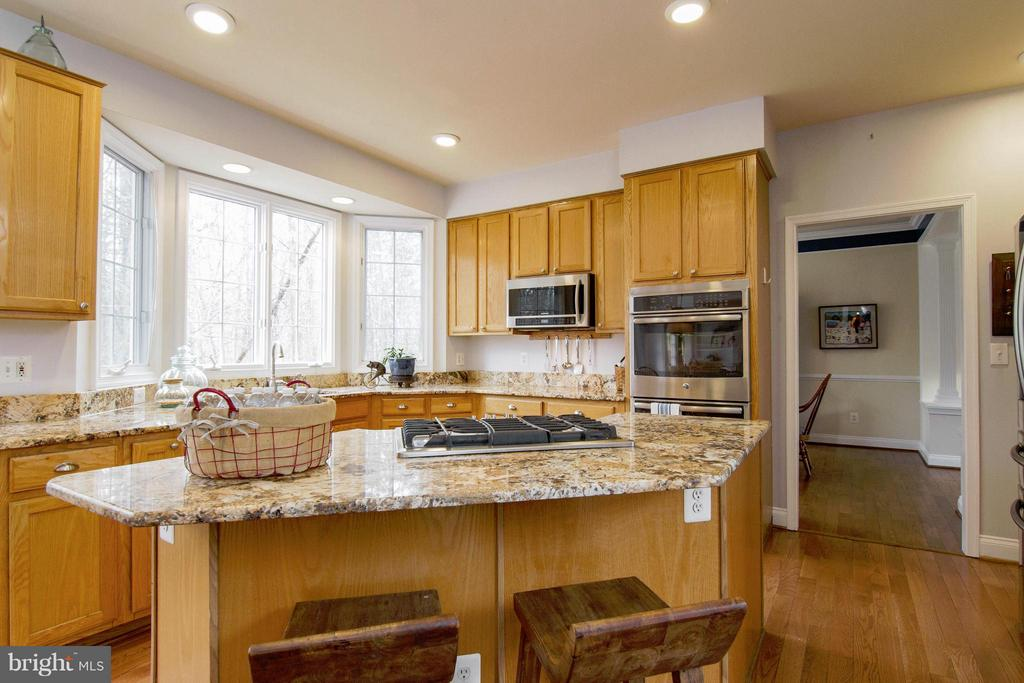Kitchen - 13380 GANDALL CT, MANASSAS