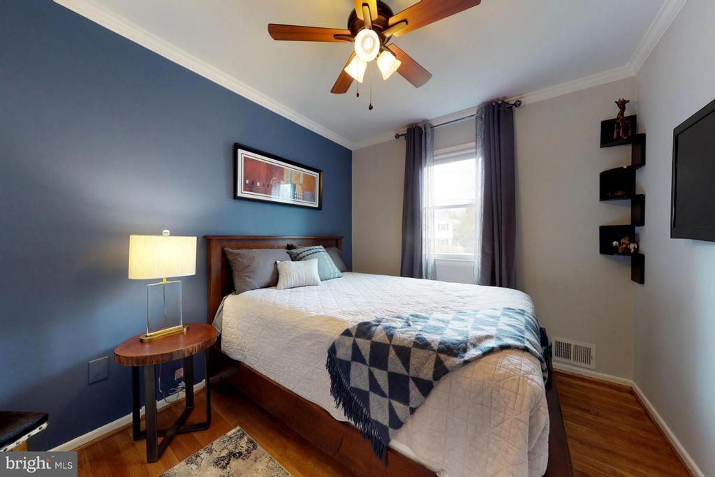 Bedroom - 3205 TRAVELER ST, FAIRFAX