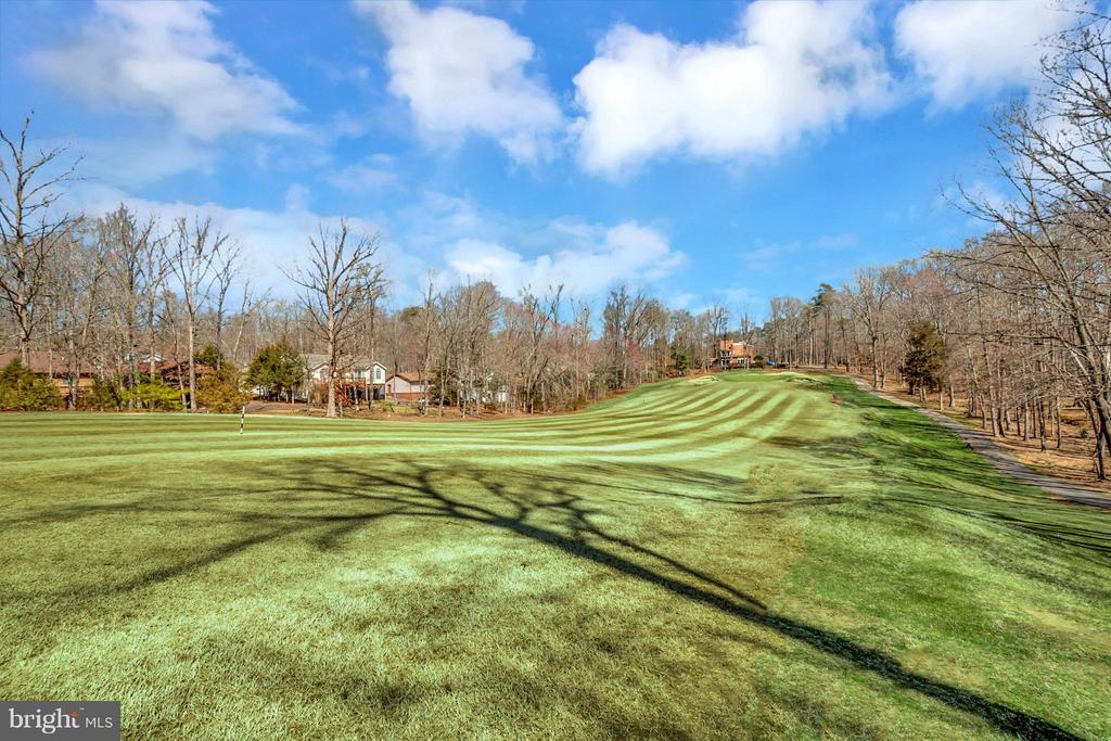 Home is adjacent to 18 hole PGA Golf Course - 307 WESTOVER PKWY, LOCUST GROVE