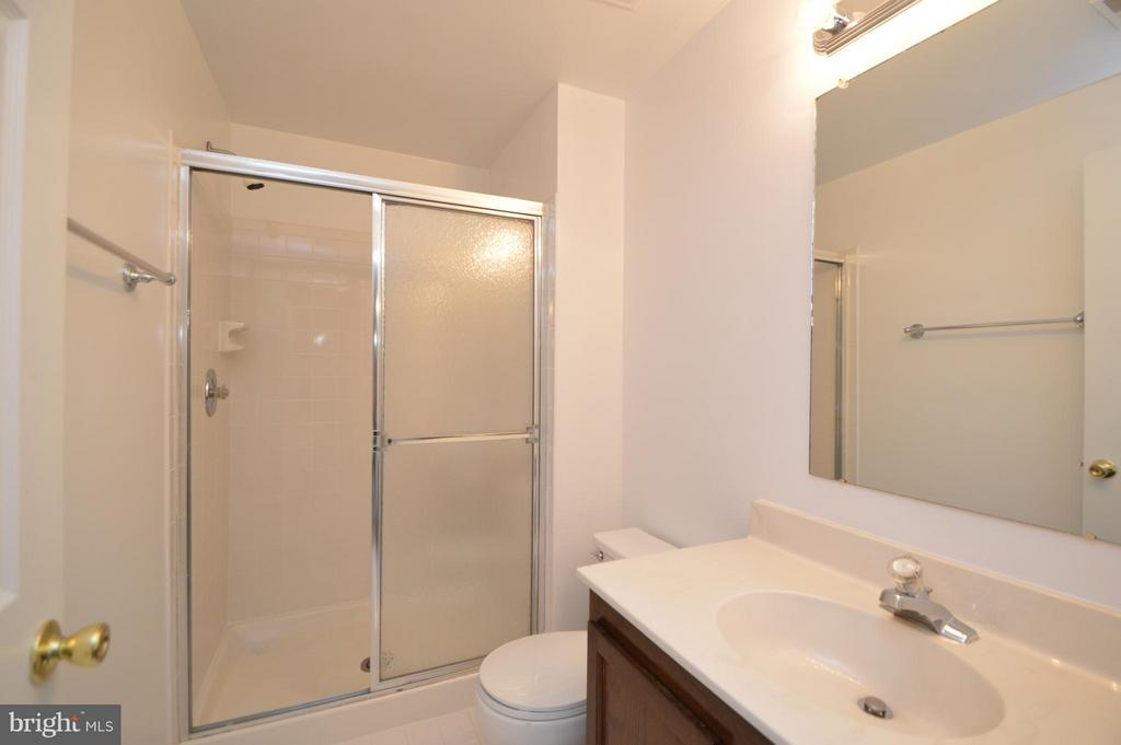 Basement Bath - 5837 COLFAX AVE, ALEXANDRIA