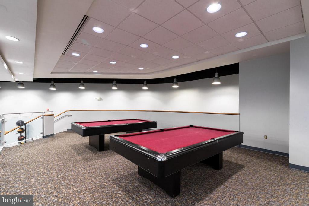 Game Room and Party Rooms are avaialble - 1111 ARLINGTON BLVD #541, ARLINGTON