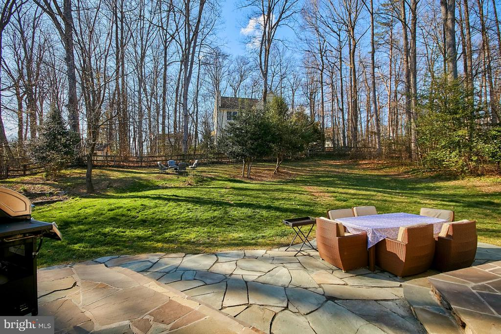 Patio - 9322 OLD BURKE LAKE RD, BURKE