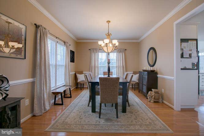 ~ Spacious Dining Room ~ - 37 KINROSS DR, STAFFORD