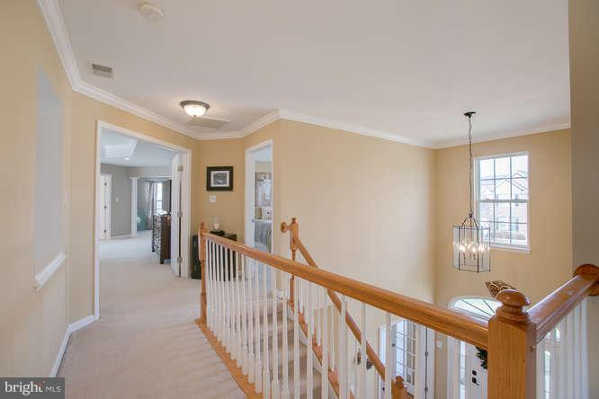 ~ Upstairs Hall Entrance ~ - 37 KINROSS DR, STAFFORD