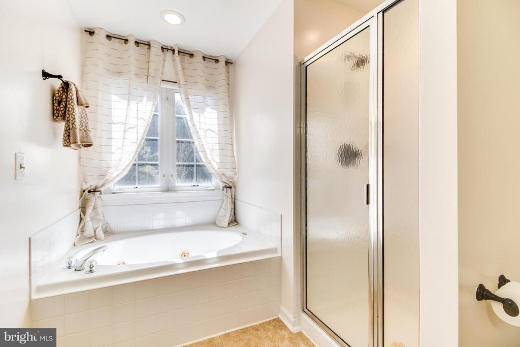 Soaking Tub, Separate Shower - 15 BLUE SPRUCE CIR, STAFFORD