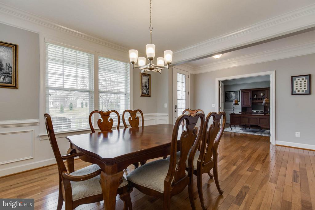 Formal Dining Room - 22344 HARRIER LN, LEESBURG