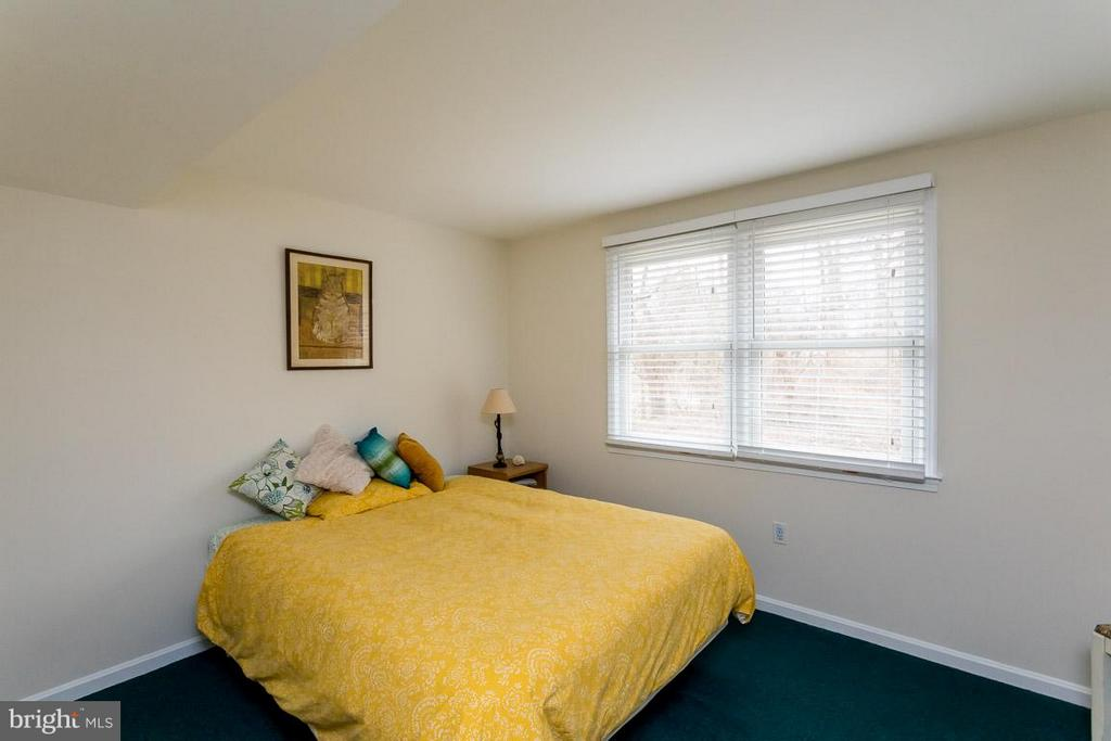 4th bedroom on lower level - 2328 MALRAUX DR, VIENNA