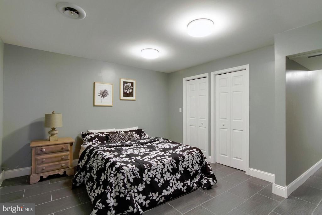 Basement 5th Bedroom Not-To-Code - 4719 HOPKINS DR, DUMFRIES