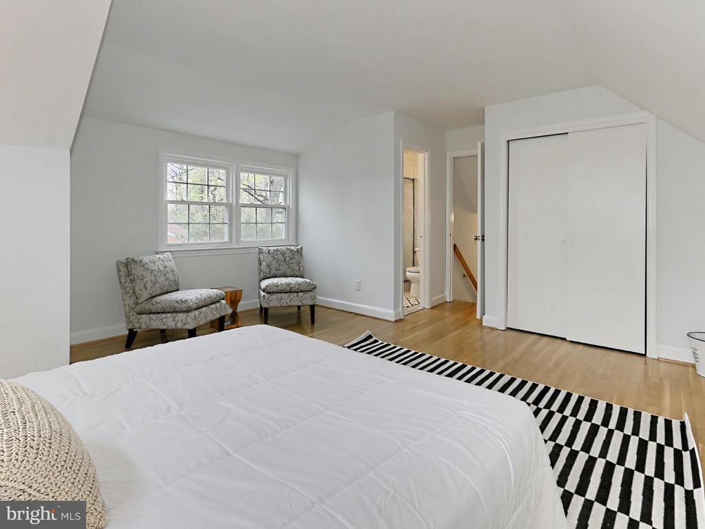 Bedroom (Master) - 5005 NINIAN CT, ALEXANDRIA