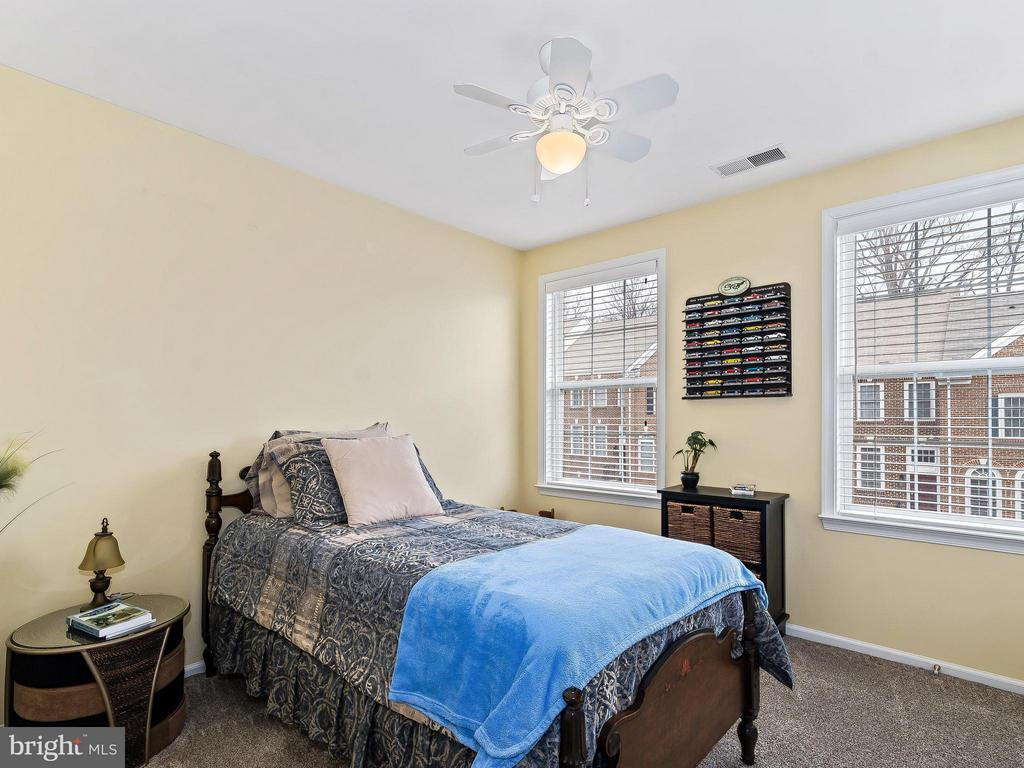 Third bedroom - 5637 GOVERNORS POND CIR, ALEXANDRIA