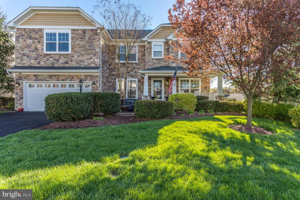 Beautiful Stone Front with a Porch - 4116 AGENCY LOOP, TRIANGLE