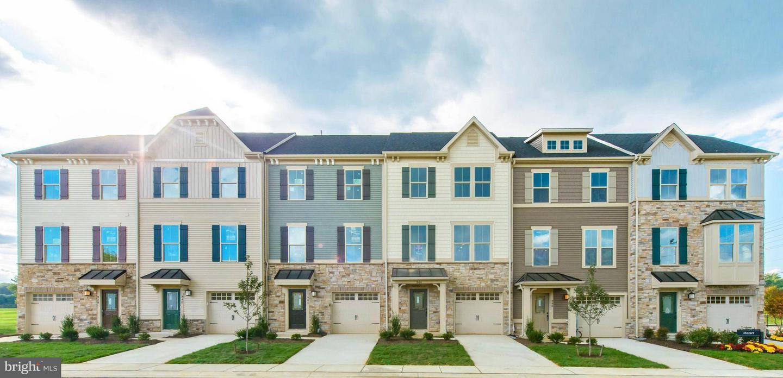 Single Family for Sale at Rockdale Village #mozart D Windsor Mill, Maryland 21244 United States
