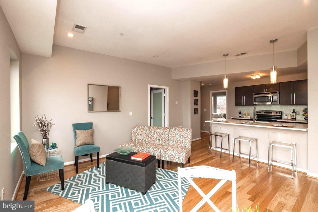 Versatile Layout - 329 RHODE ISLAND AVE NE #404, WASHINGTON