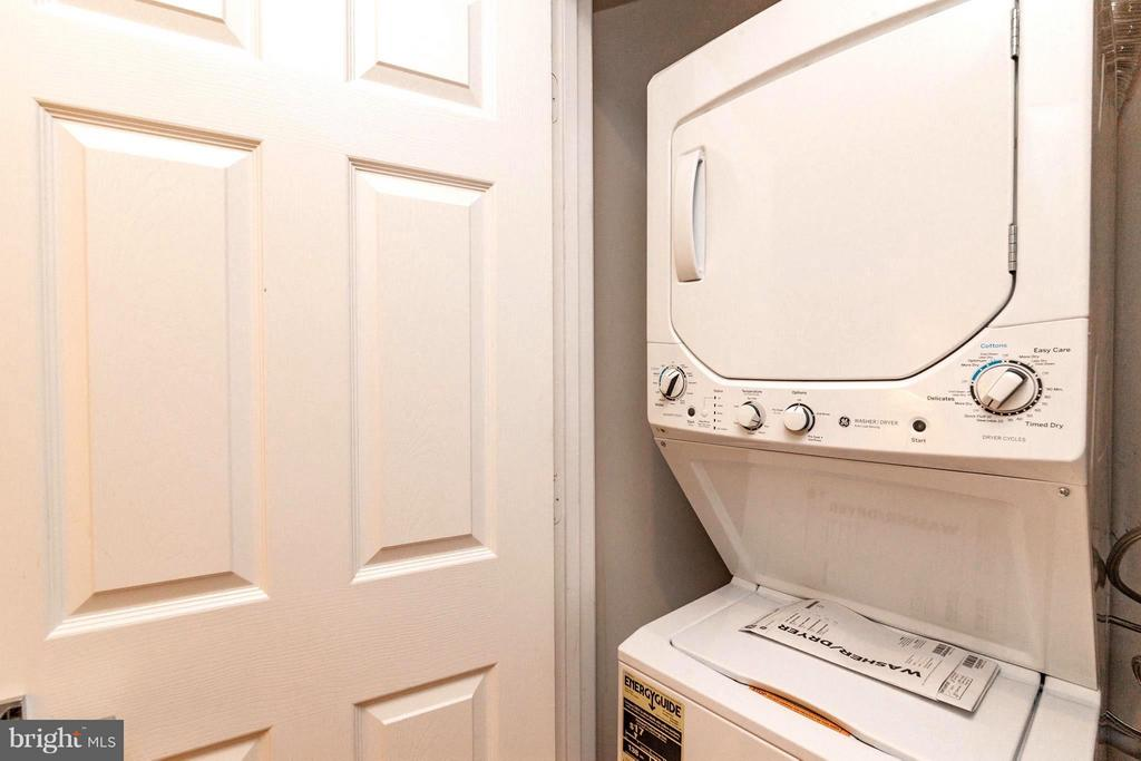 Brand New Washer & Dryer - 329 RHODE ISLAND AVE NE #404, WASHINGTON