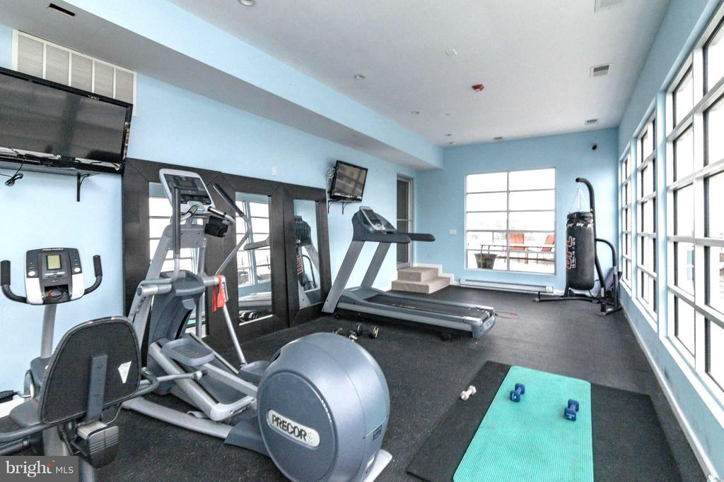 Enjoy the View While You Sweat - 329 RHODE ISLAND AVE NE #404, WASHINGTON