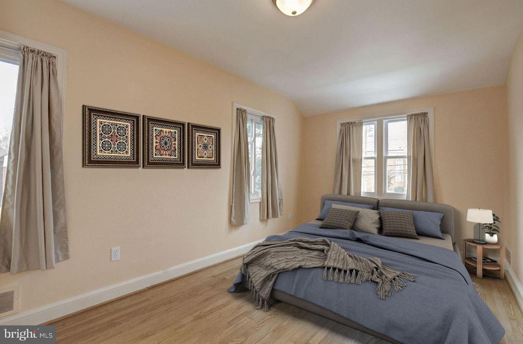 Bedroom #3 - 8907 GEORGIA AVE, SILVER SPRING
