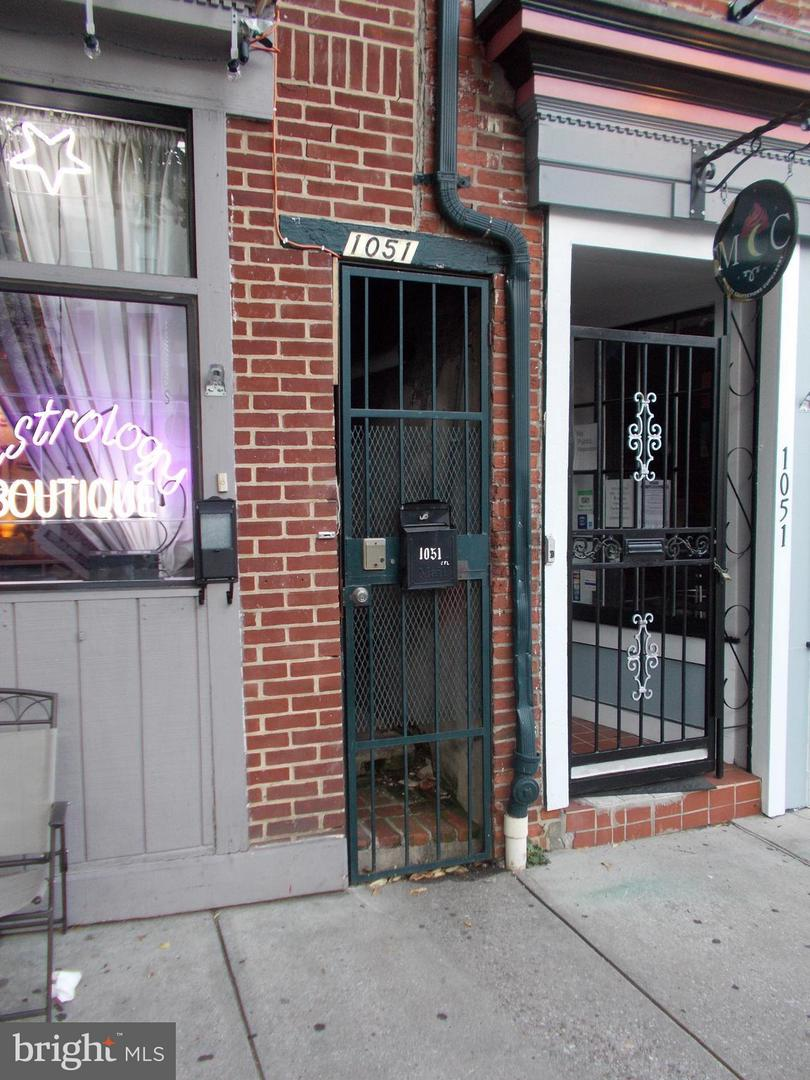 Photo of home for sale at 1049 Charles Street, Baltimore MD