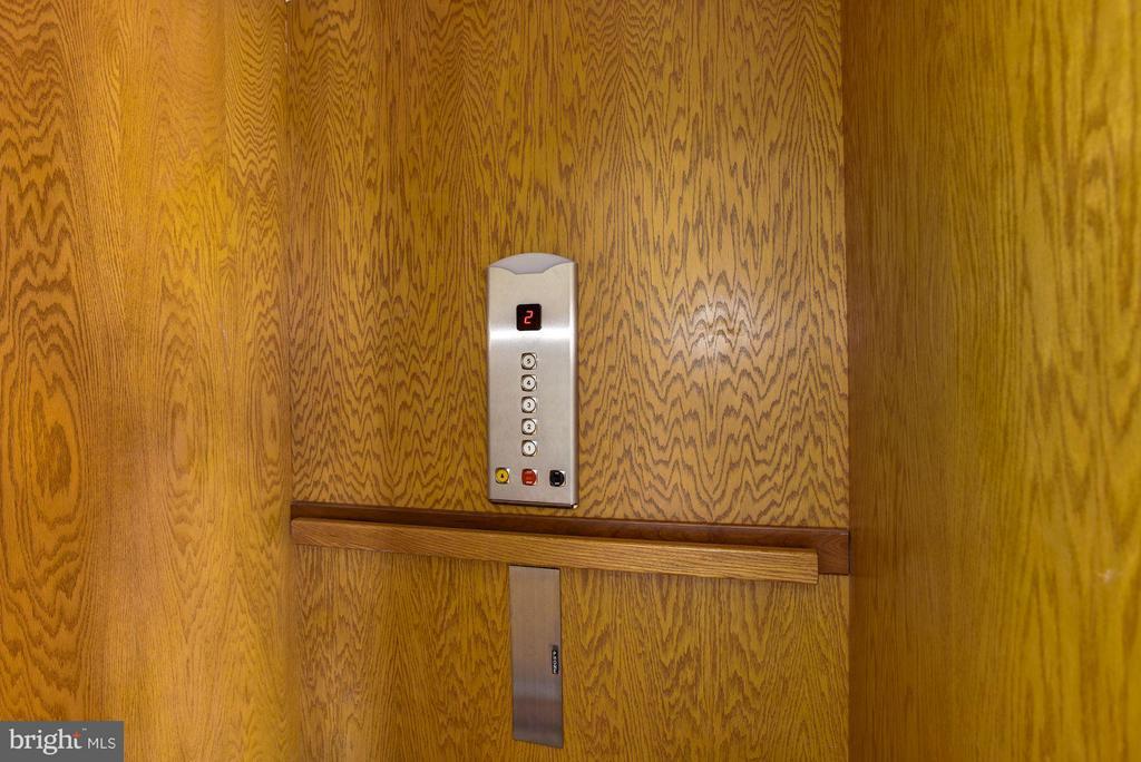 Five Level Interior Elevator - 632 PONTE VILLAS SOUTH #146, BALTIMORE