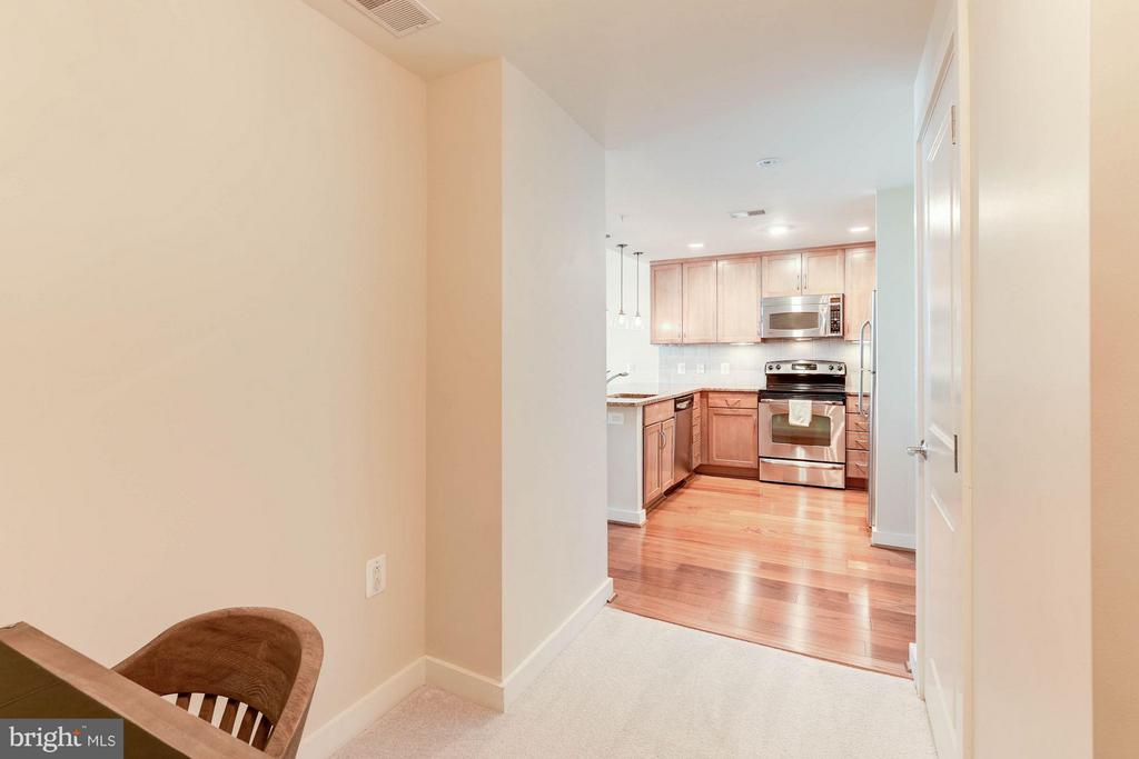 Den off of kitchen - 888 QUINCY ST #1206, ARLINGTON