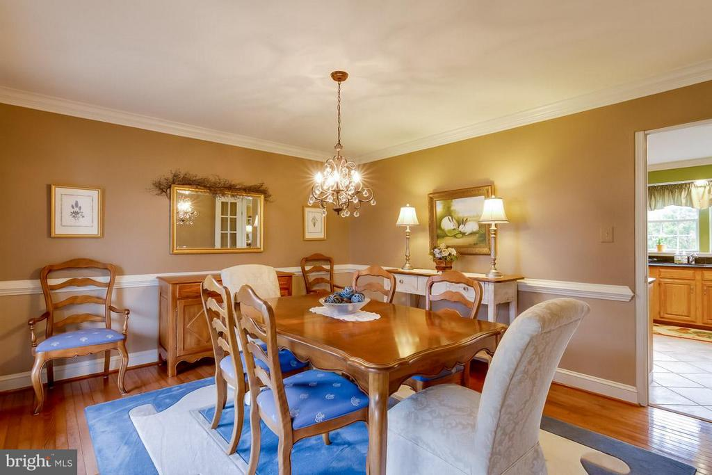 Dining Room - 12704 THUNDER CHASE DR, RESTON