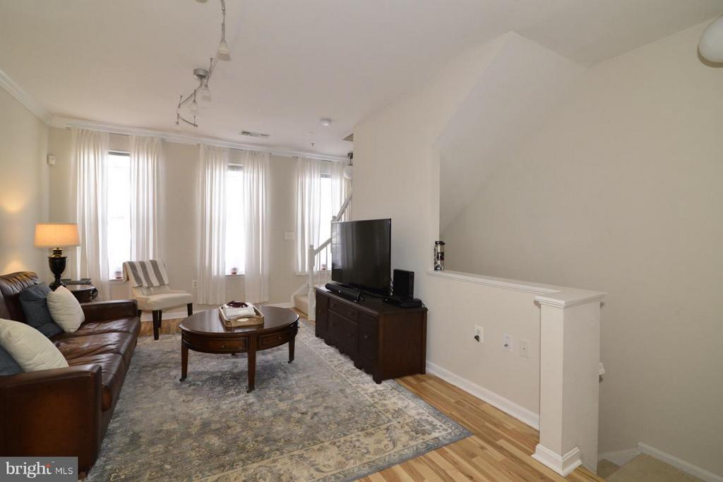Living Room - 21768 DRYDEN CT, ASHBURN