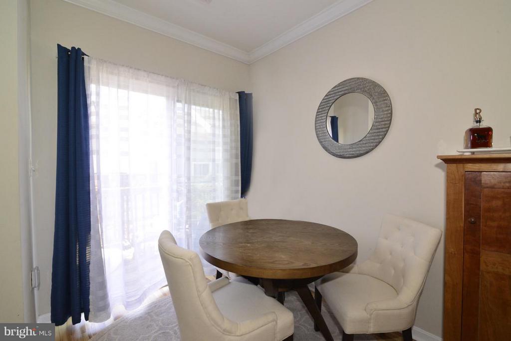 Dining Room - 21768 DRYDEN CT, ASHBURN