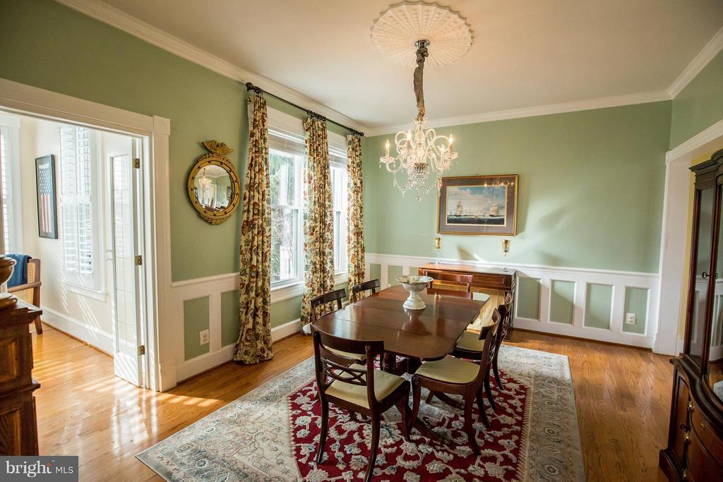 Dining Room - 9044 SUDLEY RD, MANASSAS